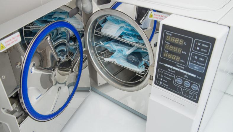 El proceso de esterilización